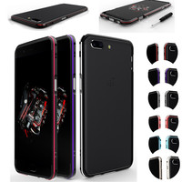 Oneplus 5 One Plus 5 Case Luxury Metal Bumper Frame Case Cover For Oneplus 5 OnePlus5