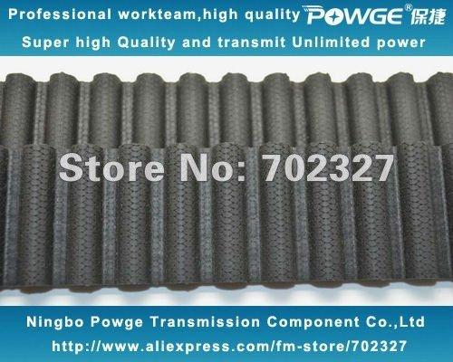 Industrial timing belts HTD2044-14M-40 teeth=146 width=40mm HTD2044-14M Fiberglass core 2044-14M High Torque