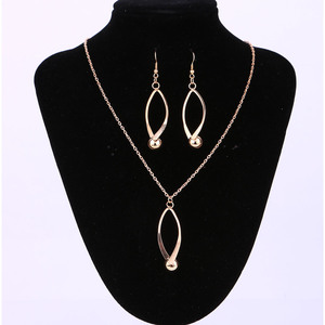 Dubai Gold Color Jewelry Hollow Out Shap