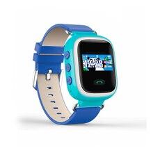 Mini Kinder gps uhr Q60B GPS tracker smart smart armband uhr für kinder smartwatch app für iphone ios android samsung handys