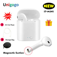 New i7 Mini TWS Headphones cordless Earphones Wireless Bluetooth Earbuds Headset for iphone Air pods Samsung Xiaomi pk i7s tws(China)