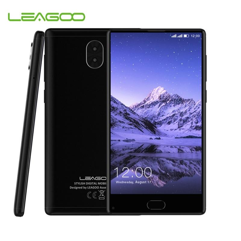 LEAGOO KIICAA MIX Phone 5 5 Bezel Less Display 3GB 32GB MTK6750T Octa Core Smartphone Android