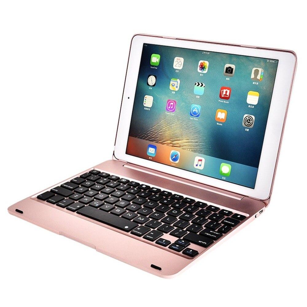 Drahtlose Bluetooth Tastatur 9,7 zoll Tablet PC Schutzhülle Clamshell-Design Für iPad pro 9,7 für iPad air2 Tastatur