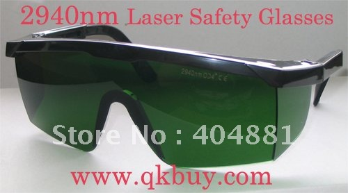 2940nm laser safety eyewear 2940nm O.D 4+ CE certified 2940nm laser safety eyewear 2940nm o d 4 ce certified