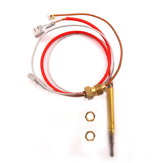 Mensi Propane Gas Outdoor Patio Heater Replacement Parts Thermo Sensor Temperature Flame Control Wire 5pcs