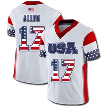 super popular 68911 9ea92 Buy flag jersey and get free shipping on AliExpress.com