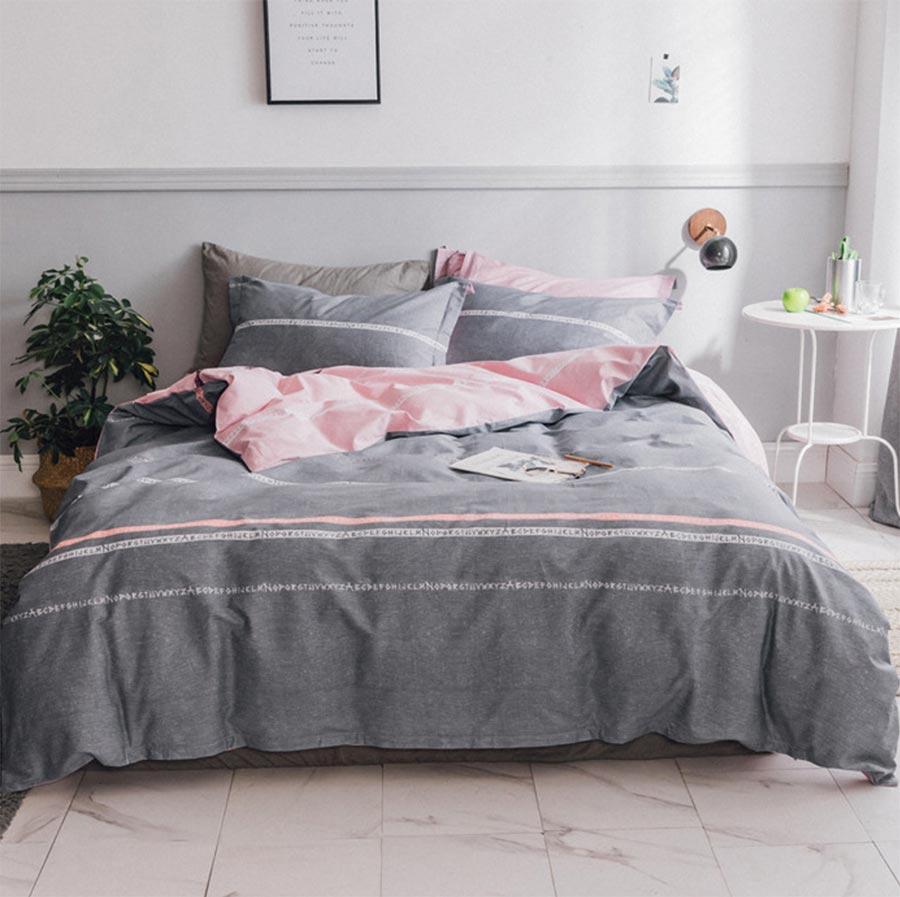 cute single double bedding set adult teen kidtwin full