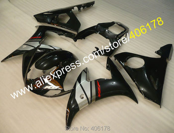 Free gifts For YZF-R6 05 YZF R6 YZF600 2005 YZFR6 YZF 600 R6 Motorbike fairing set (Injection molding)