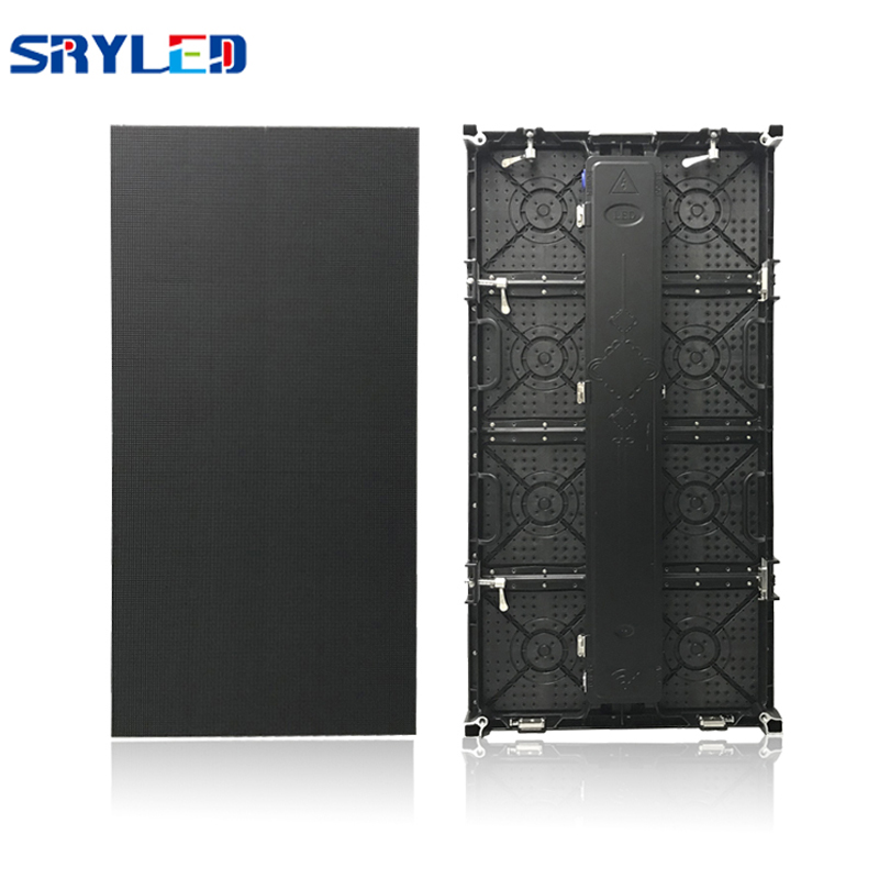 China Manufacturer 500*1000mm Stage Video Wall P3.91 Indoor Rental Led Display Screen