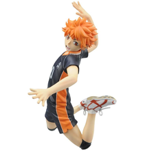 hot Haikyuu Action Figures Hinata Syouyou  PVC 17CM Japanese Anime Volleyball Toys