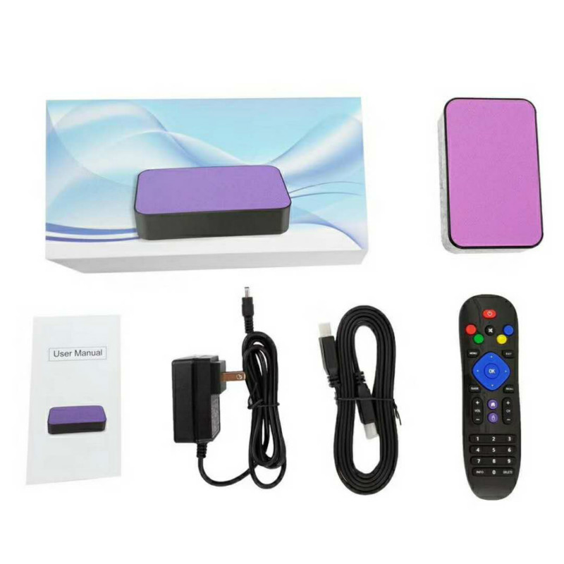 Ipremium Tv Box Tvonline Plus Iptv Box Wifi Media Player With Mickyhop OS and Stalker Middleware