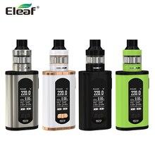D'origine Eleaf Invoquer avec ELLO T Kit 220 W Invoquer Boîte MOD avec 2 ml/4 ml ELLO T Réservoir Atomiseur Cigarette Électronique Kit en stock