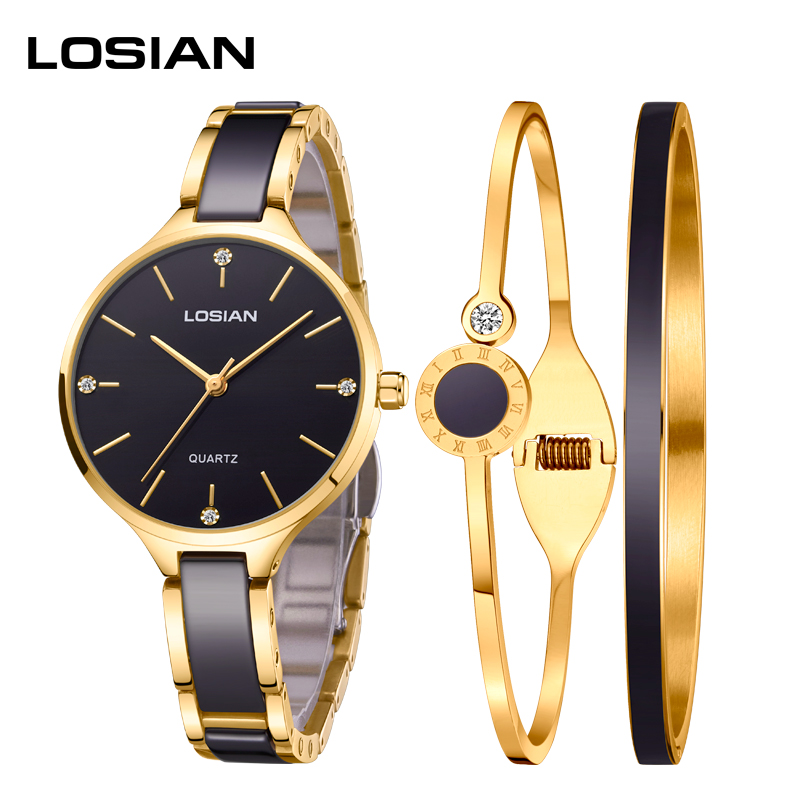 orologi donna watch woman gold watch relojes de mujer men watches 2018 luxury brand waterproof stainless steel montre homme 2018