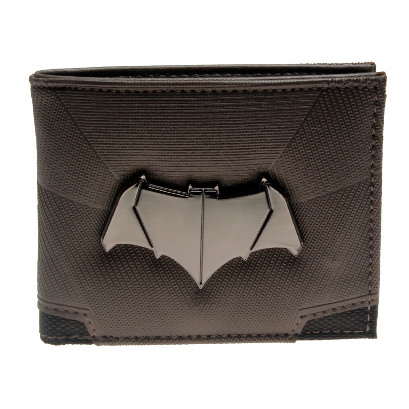 Batman Purse : Dawn Of Justice  Bifold Men Wallet Women  DFT-1820