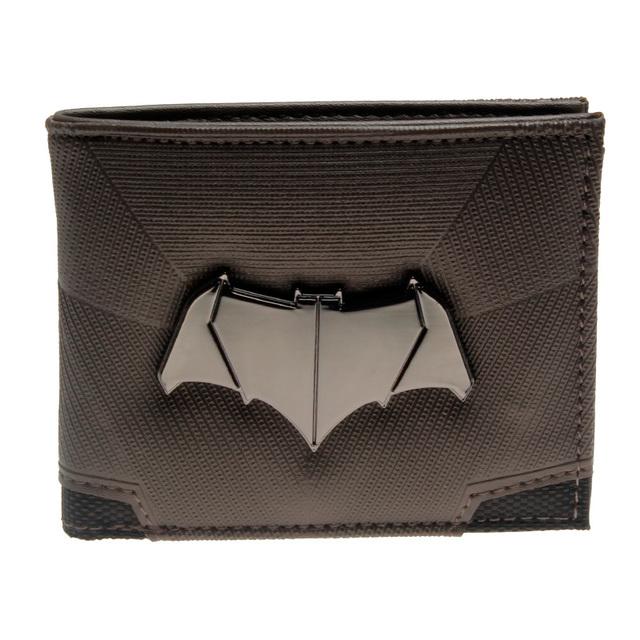 Batman Purse : Dawn of Justice  Bifold Men Wallet Women  DFT-1820