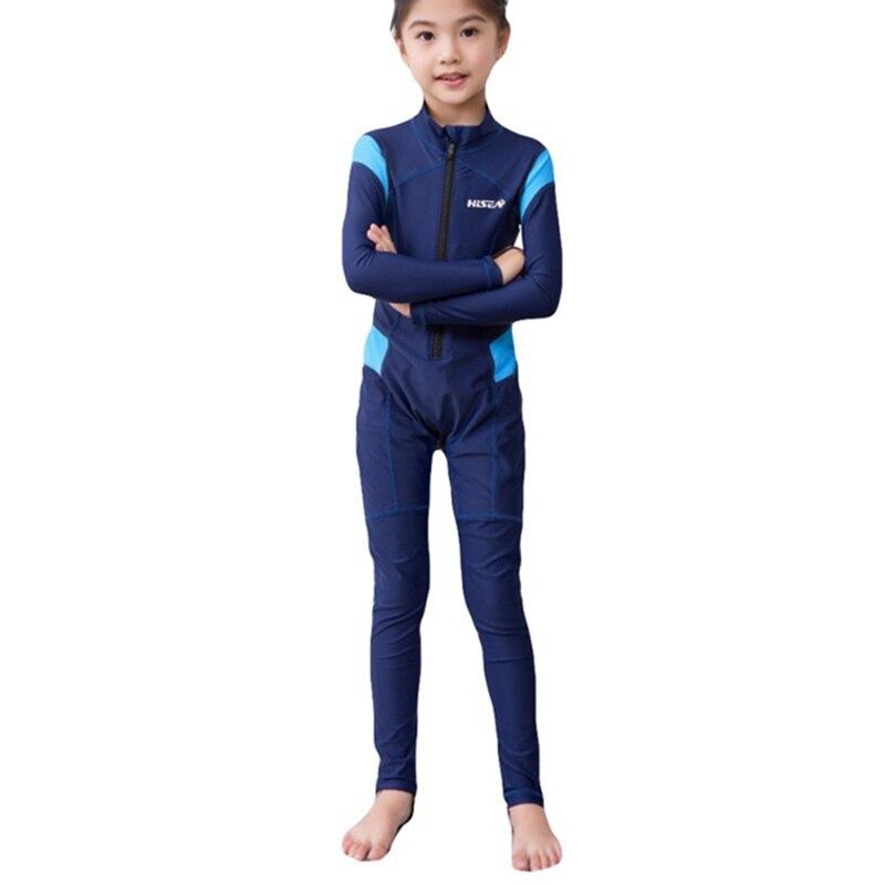 Nesee Women Rashguard Long Sleeve Zip UV Protection Print Surfing Swimsuit Swimwear Bathing Suits