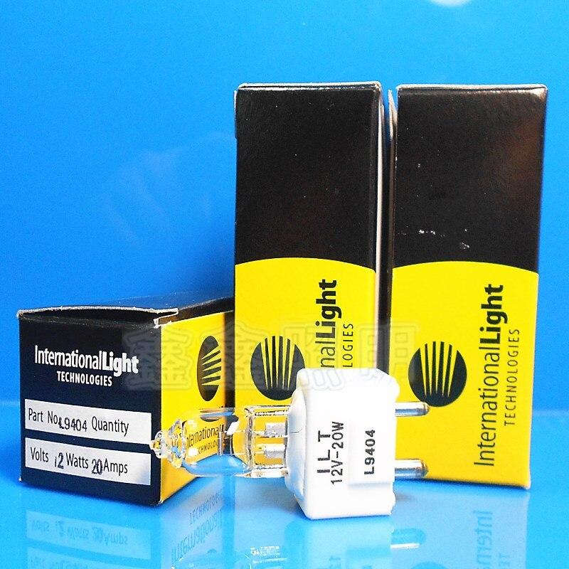 para Ilt 12 Glamour 4000 – 6000 Luz Analisador Bioquímico 12v20w Bulbo Frete Grátis v 20 w L9404 md