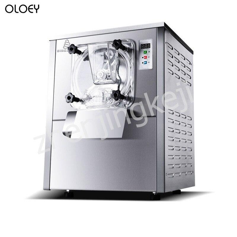 220V 商業アイスクリームマシンハードアイスクリームマシン 1400 ワットアイスクリームマシンハーゲンダッツアイスクリーム機 -