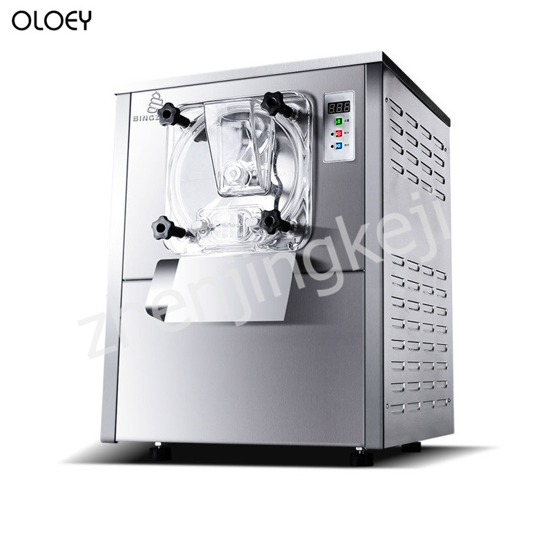 220V Commercial Ice Cream Machine Hard Ice Cream Machine 1400W Ice Cream Machine Haagen-Dazs Ice Cream Machine