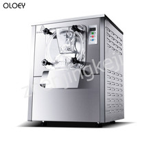 220V Commercial ice Cream Machine Hard ice Cream Machine 1400W ice Cream Machine Haagen-Dazs ice Cream Machine single front head panel old version of ice cream machine with 1 nozzle replacement spare part of soft ice cream machine