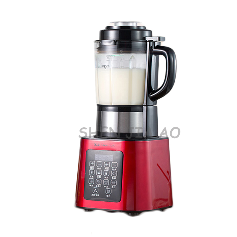 Home multi-functional food broken machine automatic baby food supplement machine mixing juice 220V 2300W 1PC rbm 767a 2200w home automatic multi functional fruit and vegetable ice sand bean milk mixer fried fruit juice broken machine 2l