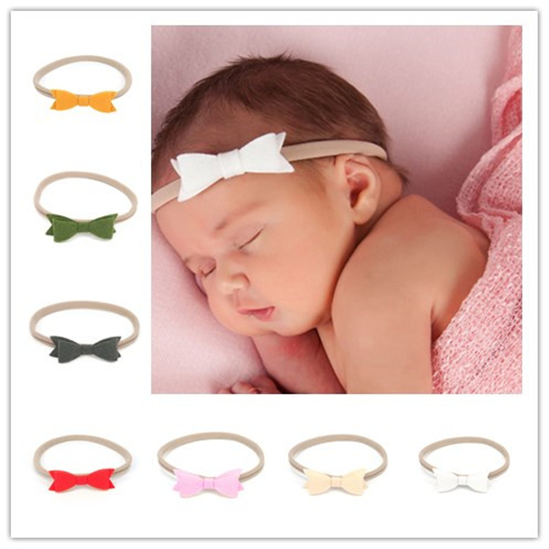 Kid Girl Baby Toddler Infant Bow Headband Hair Bow Band Casual Hair Accessories Newborn Infant Toddler Hair AccessoriesKid Girl Baby Toddler Infant Bow Headband Hair Bow Band Casual Hair Accessories Newborn Infant Toddler Hair Accessories