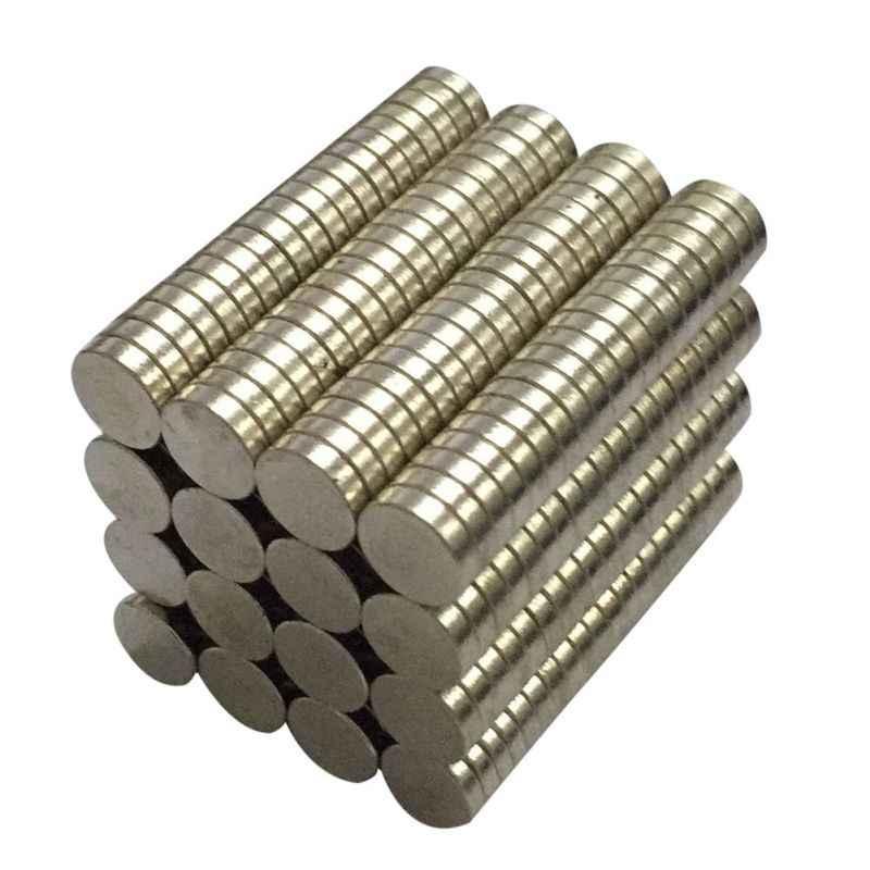 10 יח'\סט דיסק מיני 8x2mm N50 נדיר Earth מגנט חזק בתפזורת סופר מגנטים N50 חזק Neodymium מגנט חומרים מגנטיים