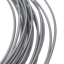Silver PLA 3D Printer Filament