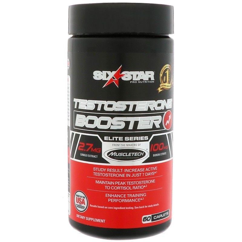 SIX STAR Testosterone Booster 60 Caps Muscletech Six Star Pro Nutrition Test Elite Series|Aquariums & Tanks| - AliExpress