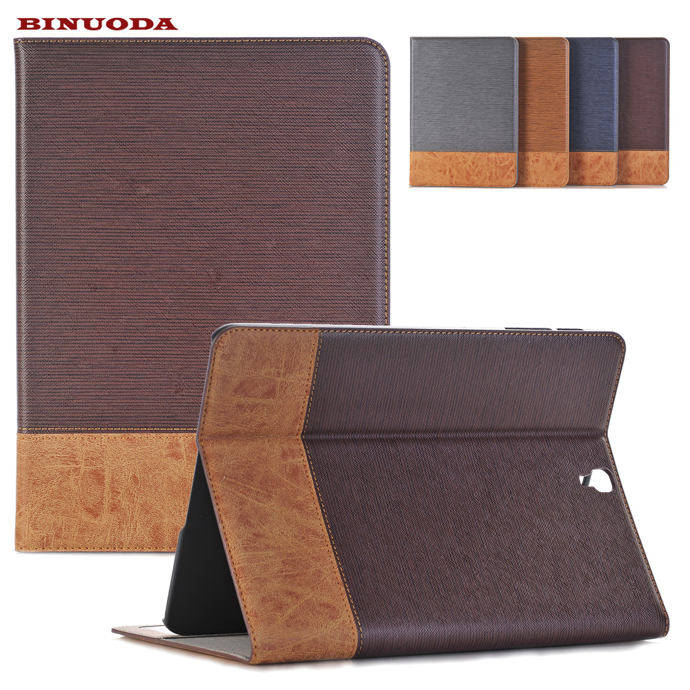 For Samsung Galaxy Tab S3 Case Cross Pattern Flip Folio PU Leather Wallet Cover Case For Samsung Galaxy Tab S3 9.7 SM-T820 T825 360 rotating folio pu leather skin case flip cover for samsung galaxy tab s3 t820 t825 9 7 inch sm t820 sm t825 tablet case