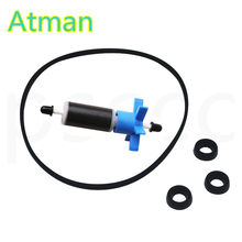 Atman Filter Emmer CF600 CF800 AT3335 AT3336 EF1 EF2 Filter Rotor. CF-600 CF-800 Op-3335 At-3336 EF-1 EF-2 Rotor(China)