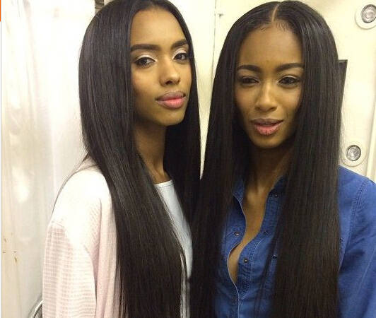 7a Freestyle Part Can Part Anywhere Natural Black Indian Vir Gin Hair Straight Long Full Lace Hu Man Hair Wigs For Black Women
