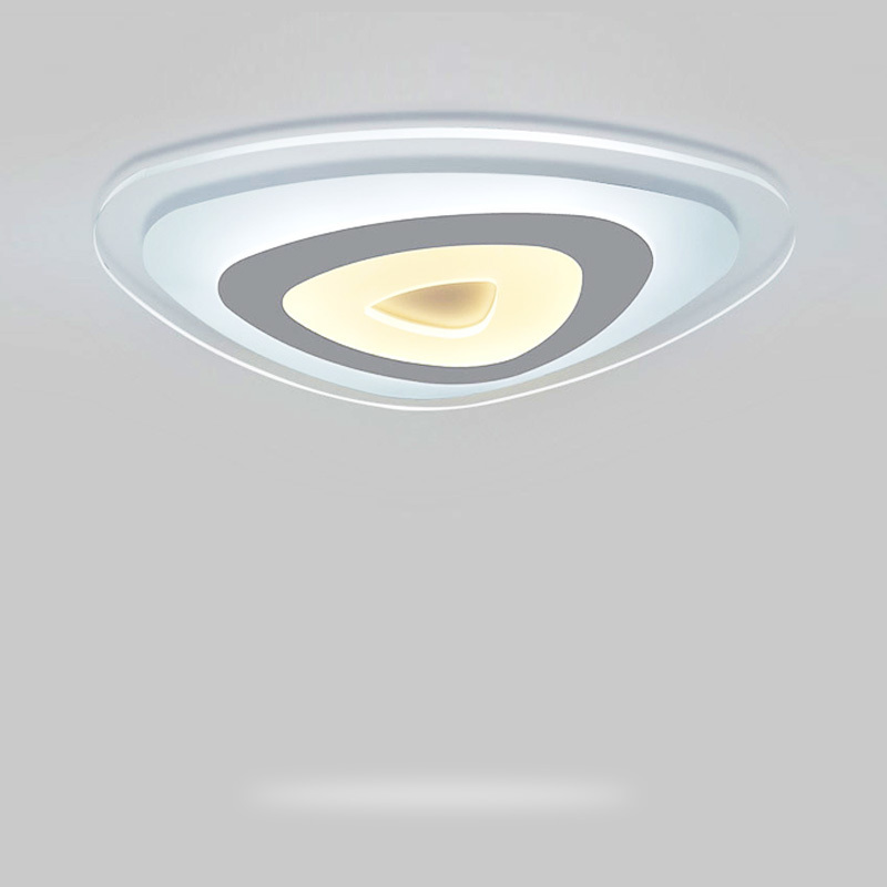 Modern Ceiling Light Fixture For Living Room Bedroom Restaurant Home Lighting Lamparas De Techo Acrylic Lampshade Lustre недорго, оригинальная цена
