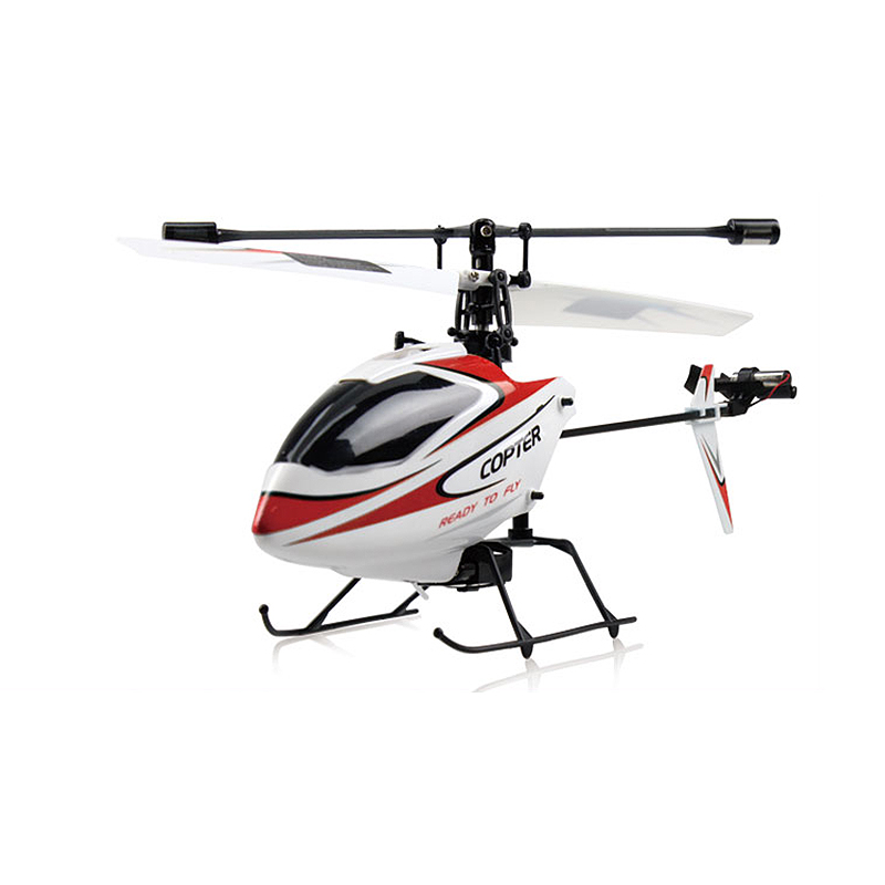 Original RC Helicopter 4CH 4 Channel RC Drone 6-Gyro Quadcopter Crash Resistant Remote Control Drone Toys Kids Boy Gift original rc helicopter 2 4g 6ch 3d v966 rc drone power star quadcopter with gyro aircraft remote control helicopter toys for kid