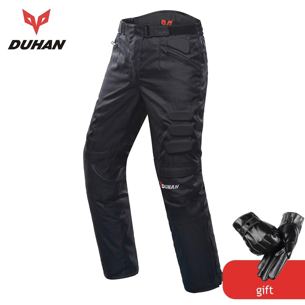 Pantaloni moto da uomo DUHAN Pantaloni da equitazione Pantaloni da corsa Motocross Off-Road Pantaloni da equitazione Pantaloni protettivi da motocross Pantalon Moto