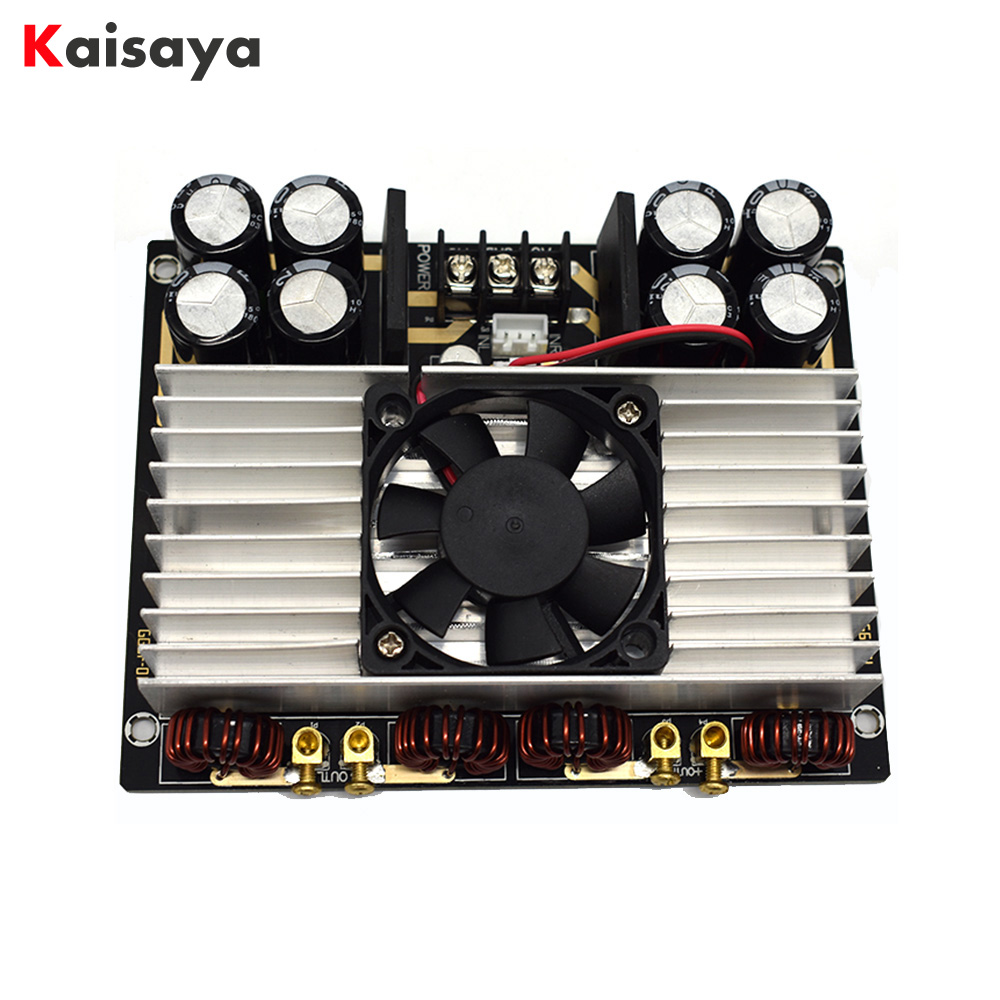 New TDA8954TH 420W 420W Dual core Two channel Clasee AD Digital HIFI power Audio Amplifier Board