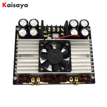 Nieuwe TDA8954TH 420 W + 420 W Dual core Twee kanaals Clasee AD Digitale HIFI power Audio Versterker Board met ventilator Amplificador E4 005