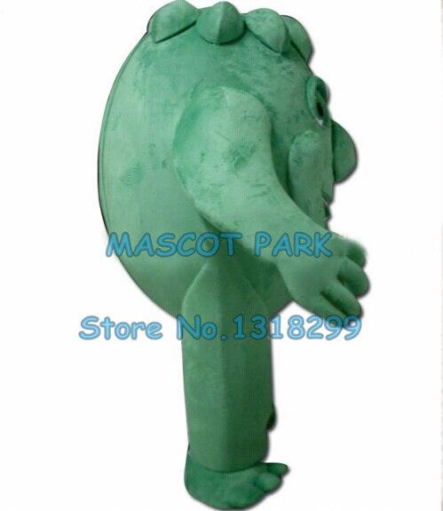 Белая футболка Крыло маскарадный костюм крокодила мультяшный зеленый маскарадный костюм дракона - 2