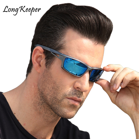 Unisex Night Vision 100% UV400 Polarised Driving Sun Glasses For Men Polarized Stylish Sunglasses Male Goggle Eyewears Gafas Pakistan