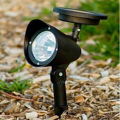 Led Luminaria Luces De Lamparas De Jardin Solar Energia Solar Led - Luminarias-para-jardin