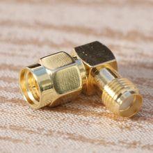 SMA штекер на внутренний разъем SMA радиочастотный адаптер разъем Мужской Женский штекер антенный преобразователь коаксиальный Набор