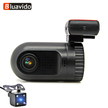 Bluavido Mini Car DVR 1296P Dashcam ADAS WDR Night Vision MSTAR Full HD 1080P Video Camera Recorder GPS Tracker Camcorder Logger
