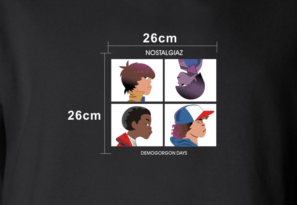 17 Trendy Faces Stranger Things Hooded Mens Hoodies and Sweatshirts Oversized for Autumn with Hip Hop Winter Hoodies Men Brand 20