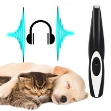 USB Rechargeable Dog Cat Foot Hair Trimmer Mini Pet Electric Clipper Local Shaver Eyes Shaving Device Grooming Tool