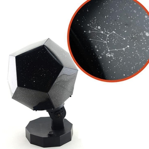 Image 2 - Fifth Generation LED Science Starry Ocean Waves Celestial Projection Lamp White Yellow Blue Color Sky Star Projector Night Light
