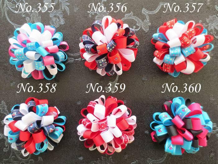 30 BLESSING Good Girl C-Loopy Puffs Ribbon 2.5