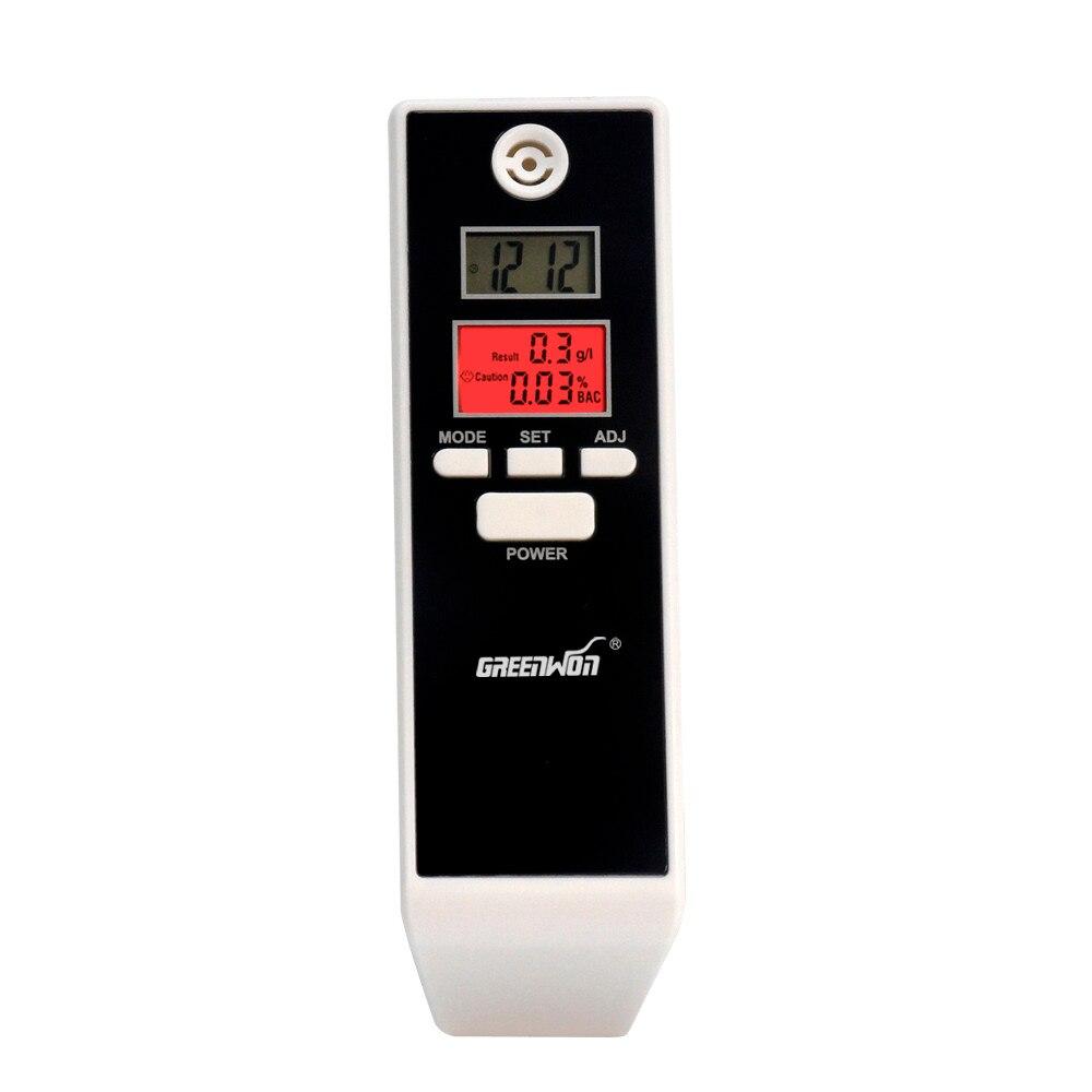 GREENWON цены по прейскуранту завода-изготовителя алкоголя анализатор алкогольно-респираторная трубка, алкотестер