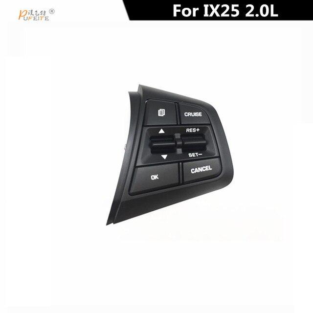 1 pieza 96710C9000 para Hyundai creta ix25 2.0L volante botones del Control de crucero en el lado derecho 96710-C9000