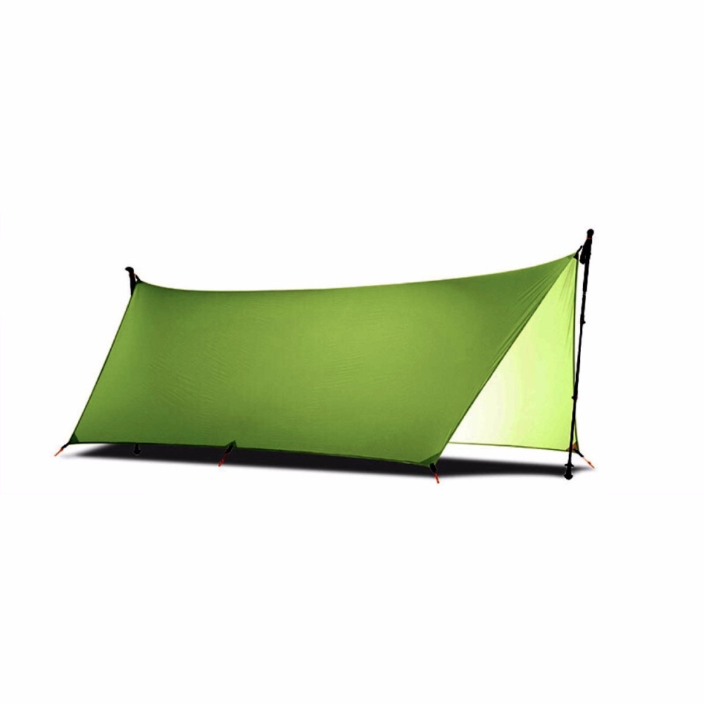 FLAME S CREED 510g 3 3 meters 15d nylon silicone coating high quality outdoor caming tent