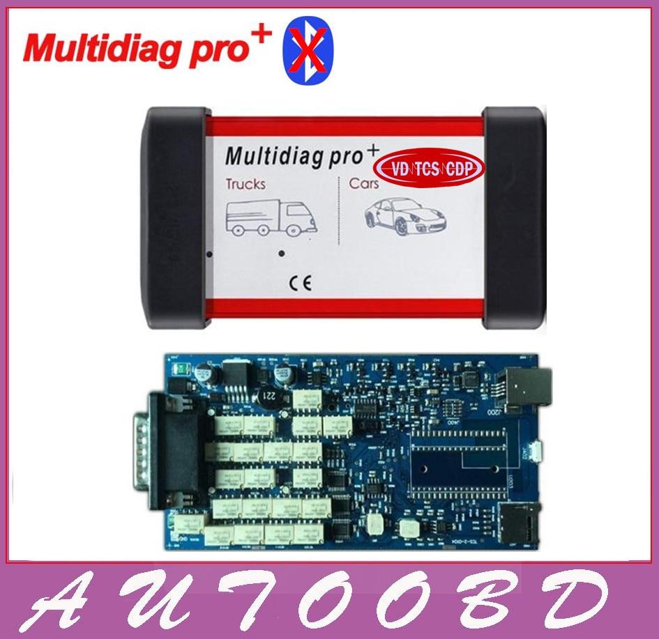 Latest Single Board Multidiag Pro Same As Mvd Vd Tcs Cdp Obd Cbb Circuit Breaker Obdii Scanner Car Truck Diagnostic Interface Scan Tool Freeship